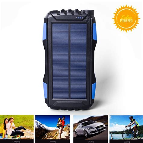 Best Solar Power by Best Solar Power Bank Reviews Available Today In 2019