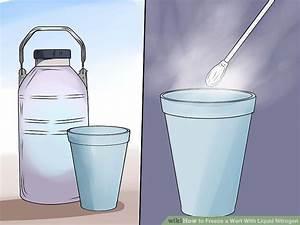 4 Ways to Freeze a Wart With Liquid Nitrogen - wikiHow