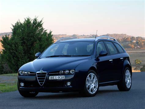 2018 Alfa Romeo 159 Sportwagon Pictures Information And
