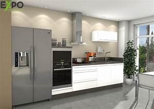 Meuble Cuisine Four : meuble four cuisine cuisine en image ~ Teatrodelosmanantiales.com Idées de Décoration