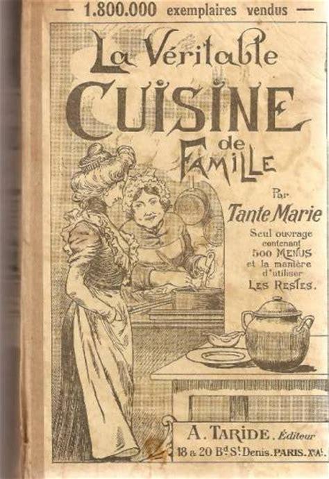 livre de cuisine traditionnelle billaud la fabuleuse histoire de tante