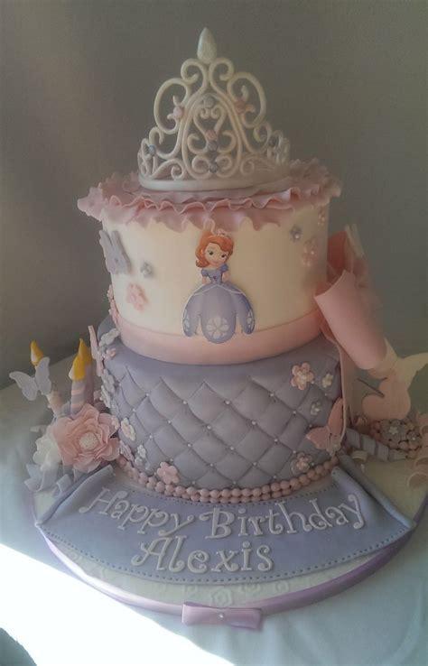 sofia cake ideas  pinterest princess sofia