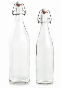 Bouteille Verre 1l : les bouteilles le parfait le parfait ~ Teatrodelosmanantiales.com Idées de Décoration