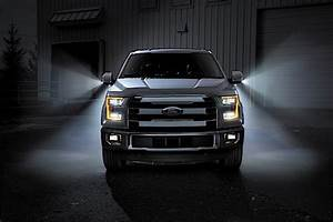 Every Truck Needs Led Side-mirror Spotlights