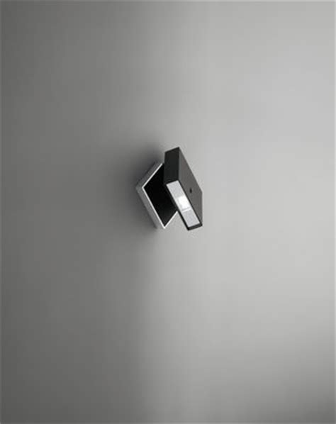 wall light alpha  vibia white   design uk