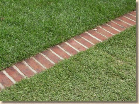 mow lawn edging paving expert aj mccormack and son edgings kerbs mowing strips
