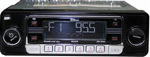 Soundlabs Group Classic Car Radio USA4DIN
