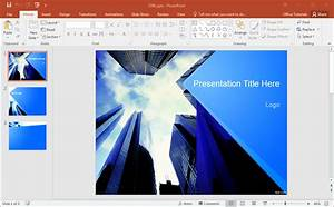 Prezi vs powerpoint which is better for Powerpoint theme vs template