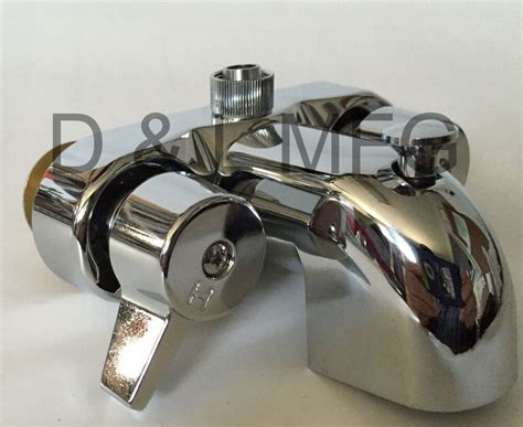 clawfoot tub faucet shower claw foot tub add a shower faucet with ceramic cartridges
