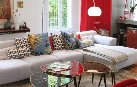 coussin de decoration pour canape idées déco 10 coussins pour accessoiriser votre canapé