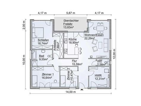 Grundriss Kleiner Bungalow by Bungalow Bauen H 228 User Anbieter Preise Vergleichen