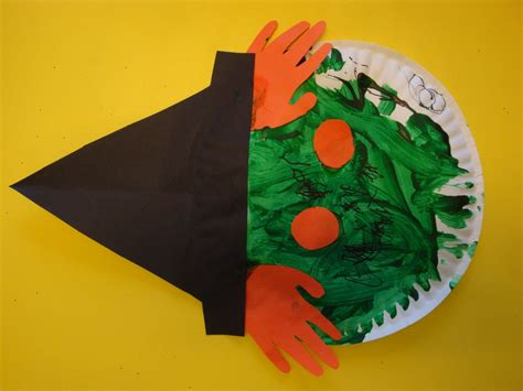 Holloween Easy Crafts For Kids  Crafts For Kids For Halloween  Emperor Kids Toddler