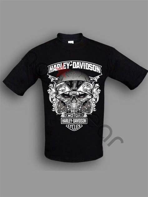 Harley Davidson  Shirt Black Harley Davidson Merchandise
