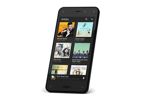 Amazon Fire Phone Has Magnetic Earbuds And Surround Sound