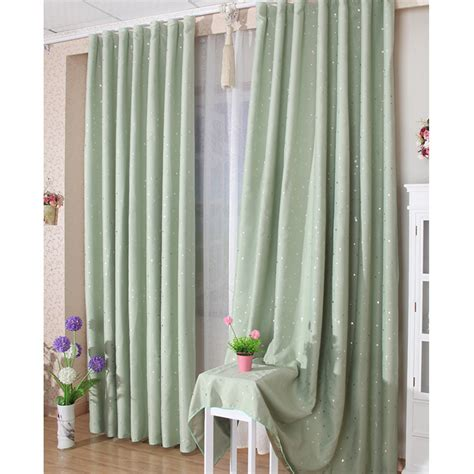 Light Green Drapes - ogotobuy shares its modern curtain ideas with its