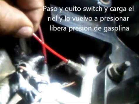 chequeo de presion de gasolina ford explorer  youtube