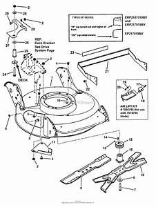 Snapper Ep217019bv  7800041  21 U0026quot  7 Tp Steel Deck European