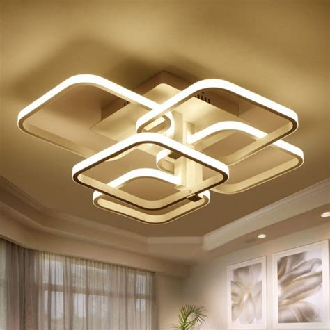 Led Lights For Room Philippines by China Square Surface Mounted Modern Led Ceiling Lights For