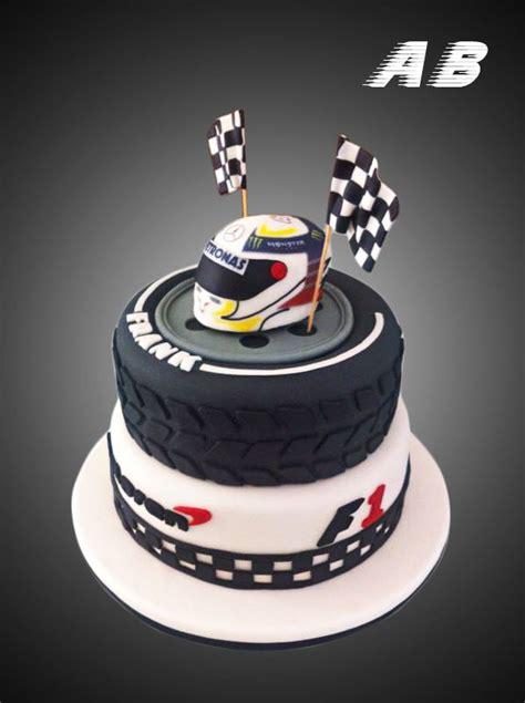formula  cake birthday cakes pinterest grand prix