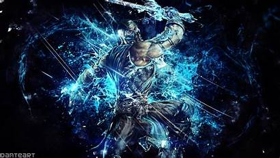 Zero Sub Mortal Kombat Raiden Wallpapers Scorpion