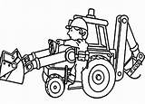 Coloring Bulldozer Pages Machine Bob Builder Drawing Backhoe Gumball Scoop Dozer Mechanic Colouring Silhouette Getcolorings Vector Colour Getdrawings Printable Coloringsun sketch template