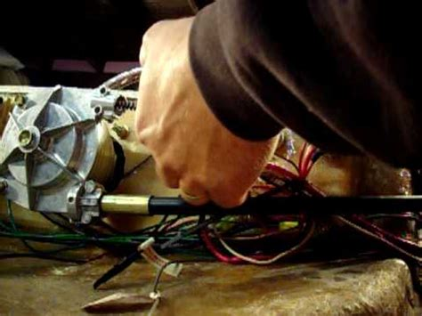Boat Steering Wheel Play Adjustment by How To Install A Rotary Steering System
