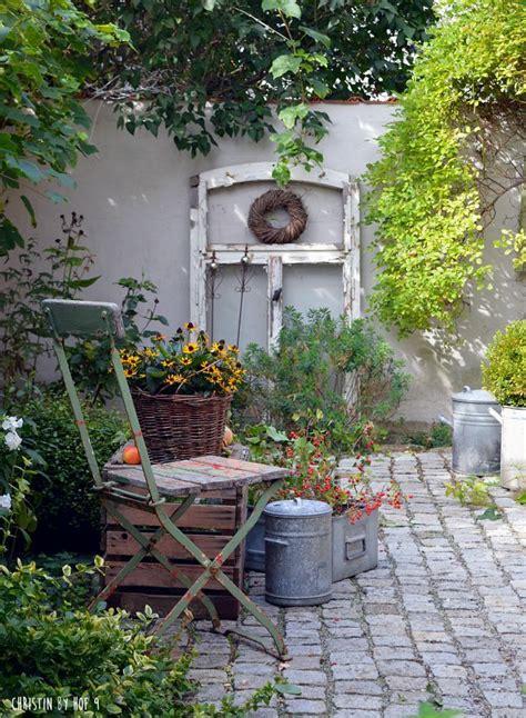 Garten Gestalten Hauswand by Hof 9 Diy Im Herbst Und Ein F 252 Llhorn Der Natur Im