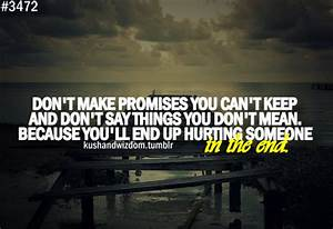 promise quotes on Tumblr