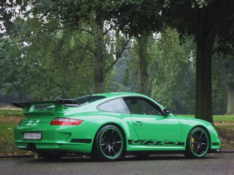 Porsche Gt3 Rs Green by Porsche Gt3 Rs In Lime Green Cars I Like