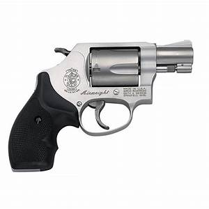 S U0026w Model 637 Airweight 38 Spl