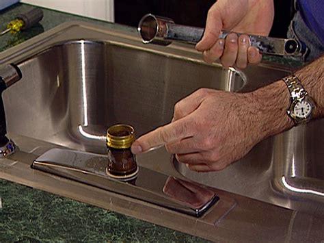 How To Repair A Balltype Faucet  Howtos Diy