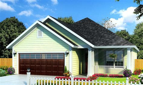 Perfect Cottage Home Plan