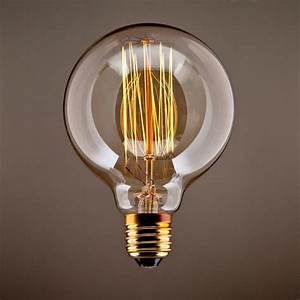 Glühlampe Als Lampe : antike edison gl hbirnen 7 vintage gl hlampen ~ Markanthonyermac.com Haus und Dekorationen