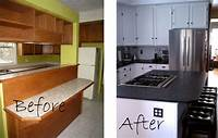 kitchen remodel before and after Kitchen Before & After Remodels: 8 Tips!   Modern Kitchens