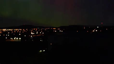 mysterious donut shaped light appears over canberra