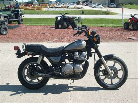 Kawasaki Kz750 For Sale by Pages 24159607 New Or Used 1983 Kawasaki Kz750 Spectre