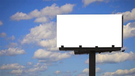 Billboard Template blank billboard  cloud time lapse video clip 1920 x 1080 · jpeg