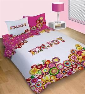 housse de couette chupa chups 200 x 240 cm parure de lit With tapis chambre bébé avec housse de couette 220x240 fleurie