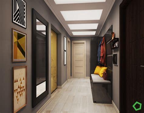peinture salon cuisine ouverte cuisine ouverte sur salon aux accents gris et jaunes