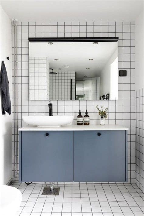 Ikea Kitchen Cabinets Used As Bathroom Vanity by 25 Cool And Functional Ikea Bathroom Hacks Digsdigs