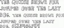 NKOTB Fever free font download