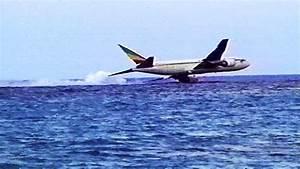 Hijacked Plane Disaster - Water Crash Landing - YouTube