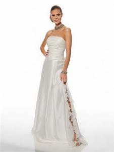 Robe pour un mariage chic for Robe pour mariage cette combinaison bijoux mariee