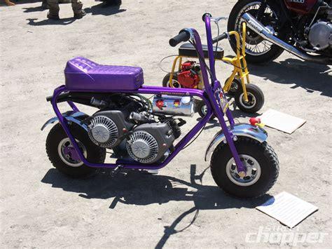 Old School Mini Bike