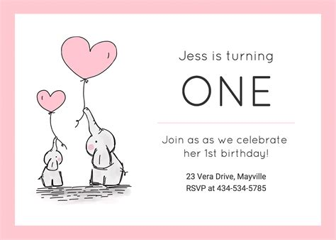 creative birthday invitation card design tips