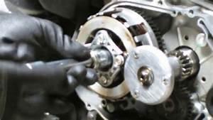 Honda Cbf 125  2009 Repair Clutch