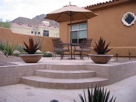 outdoor living in sedona landscaping network