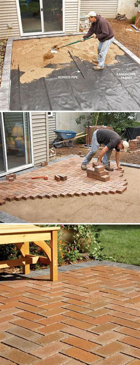 cover concrete patio diy concrete patio cover up ideas the garden glove