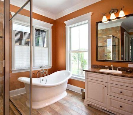 best 25 orange bathrooms ideas orange