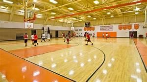 NBA basketball court measurements - Basket Ball Facility